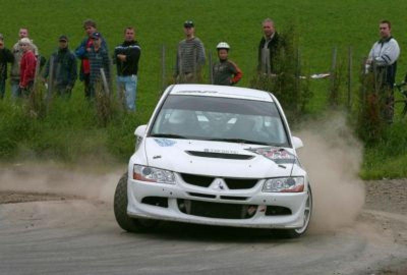 Rallysprint Vyškov 2010