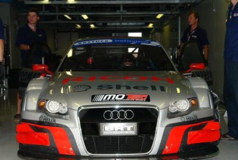 Testování DTM - DMV Monza