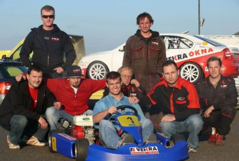 Vekra racing team udělal radost