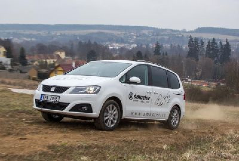 Test Seatu Alhambra