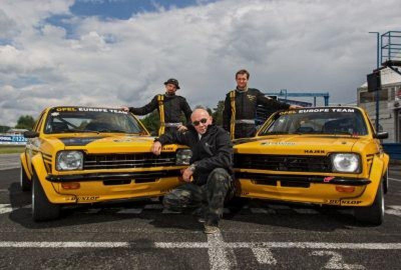 Přípravy na Rally Bohemia Legend