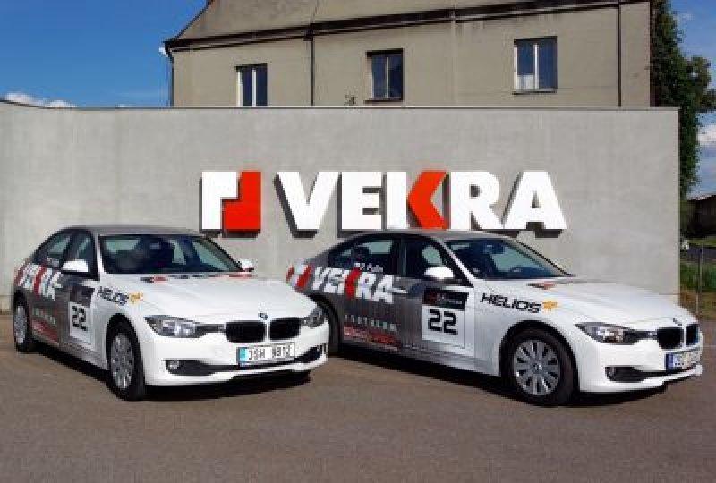 Předání druhého vozu BMW výherci v soutěži