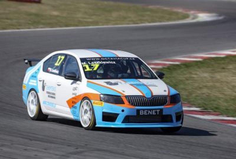 Oficiální test Octavia Cup - 6.4. - Autodrom Most