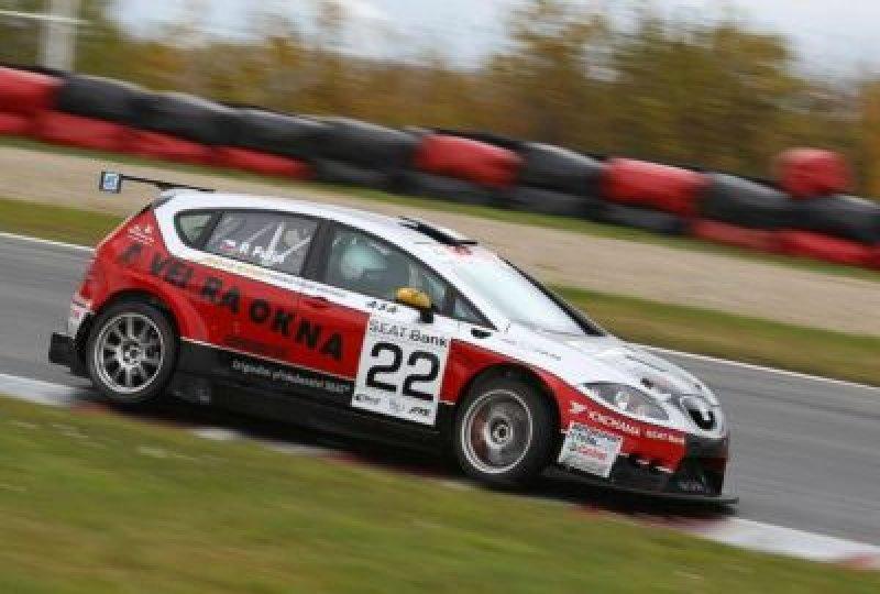 Seat Leon FR Driving Challenge
