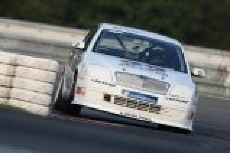 ČP - ŠOC 2010 - test pneumatik - Slovakiaring