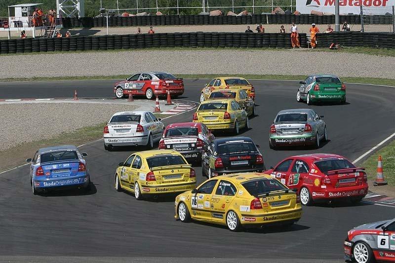 ČP Škoda Octavia Cup Weekend