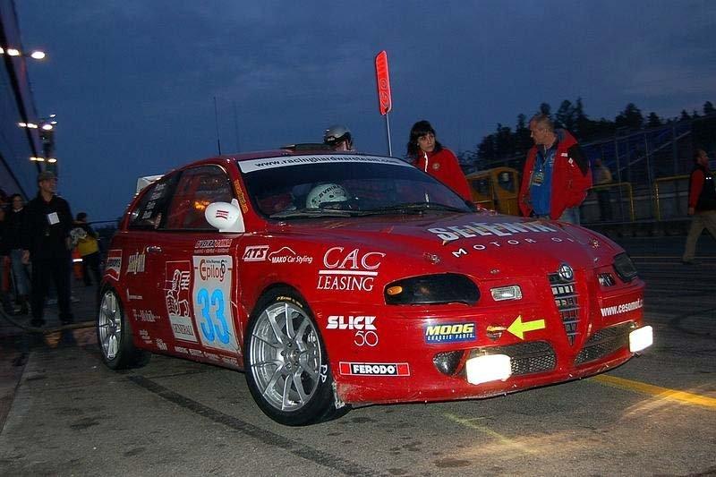 Alfa Romeo Epilog