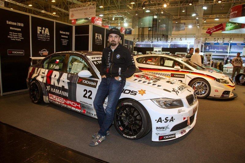 Essen Motor Show za účasti Petra Fulína a jeho BMW