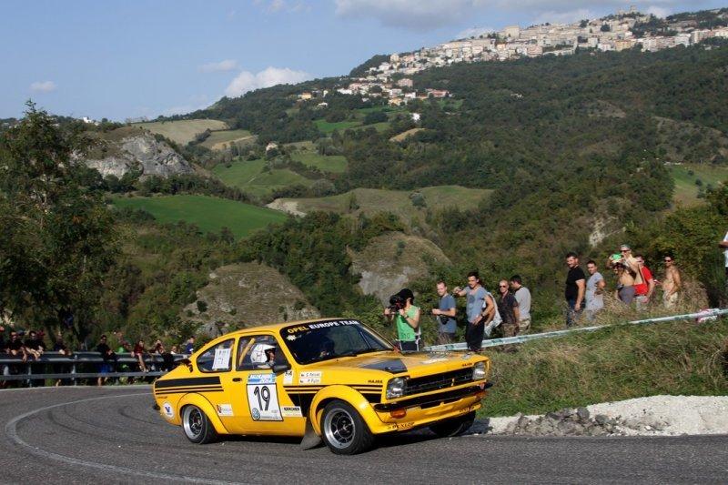 Petr Fulín úspěšně dokončil Rally Legend San Marino