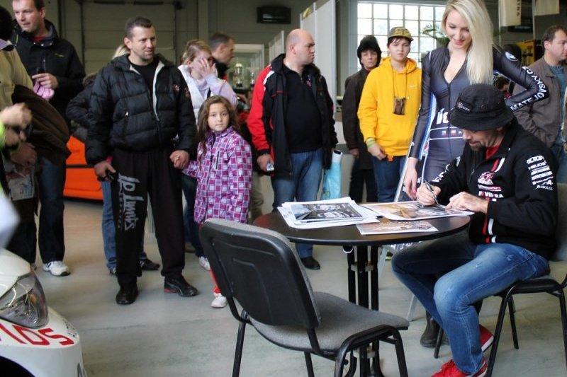 Petr Fulín počtvrté hostem výstavy Rychlá kola