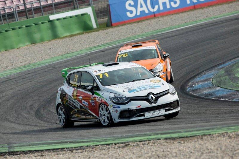 Finále Clio Cup Central Europe vyznělo pro tým pozitivně