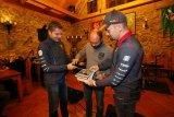 Fulda oslavil závěr sezóny a křtil kalendář