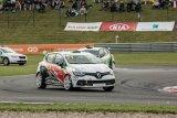 Vekra Racing Team se představil v sérii Clio Cup Central Europe